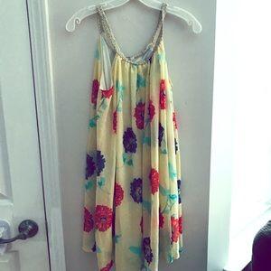 Charming Charlie 💕Floral Dress